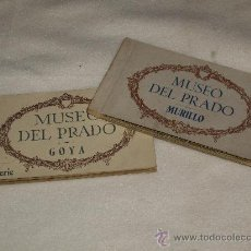 Postales: GOYA - MURILLO - 40 POSTALES -MUSEO DEL PRADO -. Lote 33966694