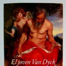 Postales: EL JOVEN VAN DYCK - MUSEO DEL PRADO. Lote 34488295