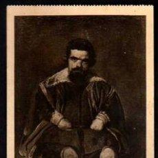 Postales: PINTURA DE VELÁZQUEZ. FOTOTIPIA J. ROIG. NO CIRCULADA.. Lote 34781553