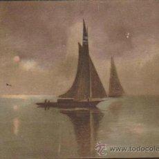Postales: POSTAL AUSTRIACA. FRANQUEADO Y FECHADO EN BARCELONA EN 1915.. Lote 35039779