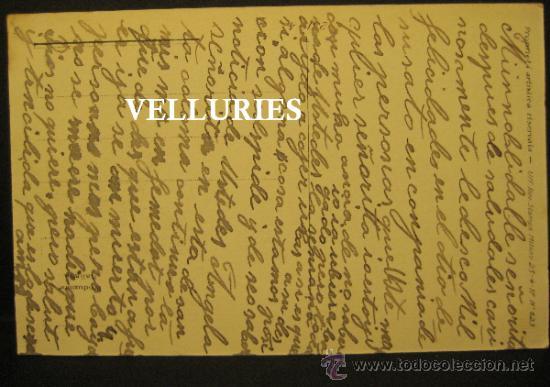 Postales: ACHILLE MAUZAN. EDITADA EN MILAN. CIRCULADA - Foto 2 - 35739091
