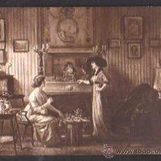 Postales: SALON DE PARIS 1913. NO CIRCULADA. . Lote 35874492