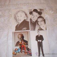 Postales: LOTEDE 4 POSTALES SURTIDAS ,EDITADAS EN FRANCIA AÑOS 80.. Lote 35914988