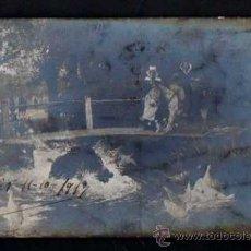 Postales: SALON DES ARTISTES FRANÇAIS . CIRCULADA 1917.. Lote 35915461