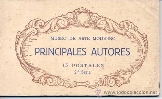 LOTE POSTALES DE ARTE PINTURA (Postales - Postales Temáticas - Arte)