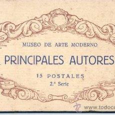 Postales: LOTE POSTALES DE ARTE PINTURA. Lote 36597474