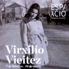Postales: VIRXILIO VIEITEZ - EXPOSICIÓN EN MADRID - 2013. Lote 36792787
