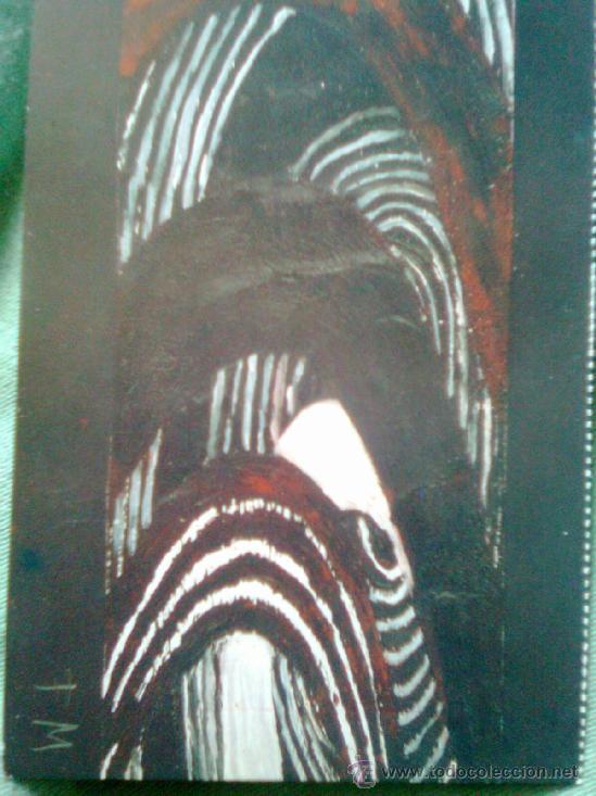 POSTAL ARTE PINTURA - SERIE EUROPA JOVEN 1989 - FELI MORENO (Postales - Postales Temáticas - Arte)