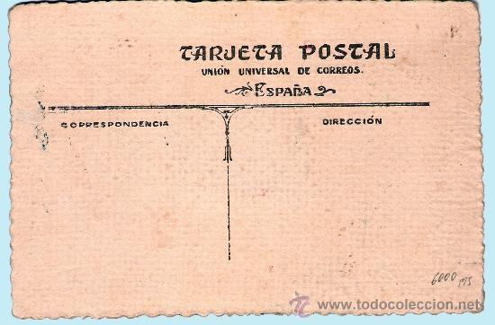 Postales: Reverso - Foto 2 - 38420122