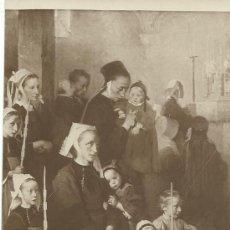 Postales: SALON DE PARIS 1914.-GEOFFROY.-AU PARDON DES ENFANTS .- Nº 332. Lote 38889289