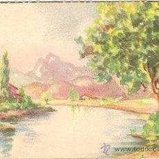 Postales: PINTOR: J.ARNAU, ACUARELA - ED. JBR. SERIE 15 - SIN CIRCULAR. Lote 39198887