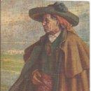 Postales: PS0671 A. COVARSI. 'UN CORSARIO DE VILLABOIM'. EDICIONES VICTORIA. SIN CIRCULAR. Lote 39308166