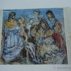 Postales: MUSEO DE ARTE MODERNO. BARCELONA. PEDRO CREIXAMS. . Lote 39342915