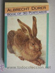 ALBRECHT DÜRER BOOK OF 30 POSTCARDS- DURERO LIBRO CON 30 POSTALES NUEVO A ESTRENAR - PRECIOSO (Postales - Postales Temáticas - Arte)