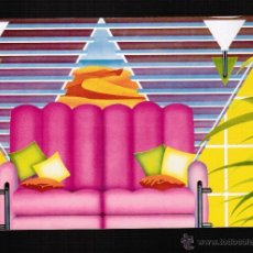 Postales: POSTAL TEMA ARTE - PINK COUCH - ALLAN BUTLER. Lote 39974918