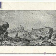 Postales: AMPURIAS .- Nº 15 .- EL MALECON DEL PUERTO Y PUEBLO DE SAN MARTIN. Lote 191575048