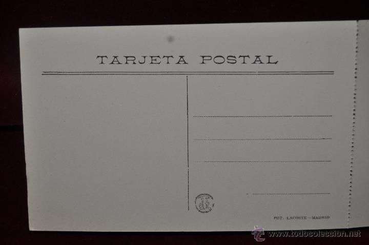Postales: ALBUM DE ANTIGUAS POSTALES GOYA. TAPICES. MUSEO DEL PRADO. FOT. LACOSTE. 24 TARJETAS - Foto 26 - 41331876