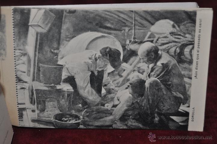 Postales: ALBUM DE ANTIGUAS POSTALES ARTE MODERNO. FOT. LACOSTE. 24 TARJETAS - Foto 5 - 41332179