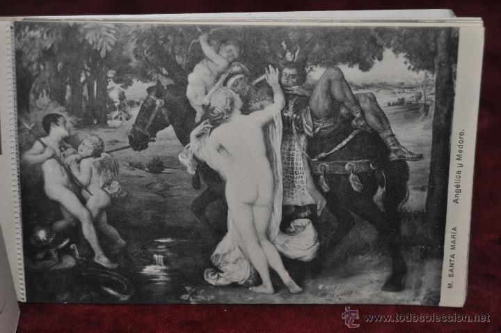 Postales: ALBUM DE ANTIGUAS POSTALES ARTE MODERNO. FOT. LACOSTE. 24 TARJETAS - Foto 7 - 41332179