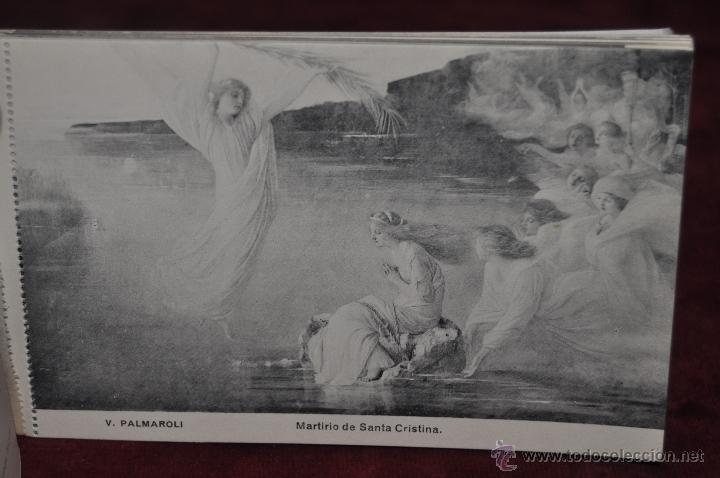 Postales: ALBUM DE ANTIGUAS POSTALES ARTE MODERNO. FOT. LACOSTE. 24 TARJETAS - Foto 12 - 41332179