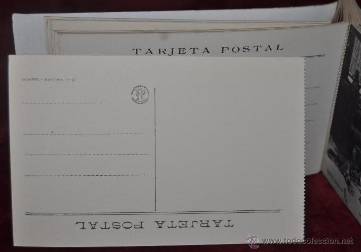 Postales: ALBUM DE ANTIGUAS POSTALES ARTE MODERNO. FOT. LACOSTE. 24 TARJETAS - Foto 15 - 41332179