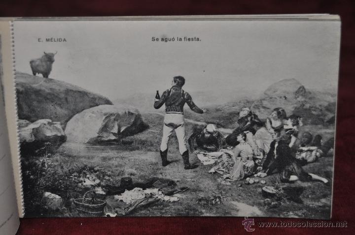 Postales: ALBUM DE ANTIGUAS POSTALES ARTE MODERNO. FOT. LACOSTE. 24 TARJETAS - Foto 18 - 41332179