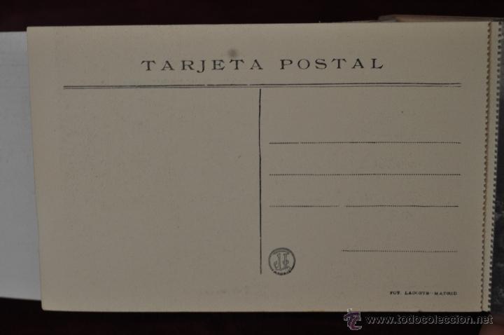 Postales: ALBUM DE ANTIGUAS POSTALES ARTE MODERNO. FOT. LACOSTE. 24 TARJETAS - Foto 26 - 41332179
