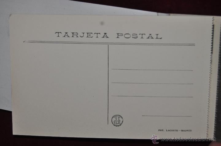 Postales: ALBUM DE ANTIGUAS POSTALES CUADROS DEL GRECO. MUSEO DEL PRADO. FOT. LACOSTE. 12 TARJETAS - Foto 13 - 41333302