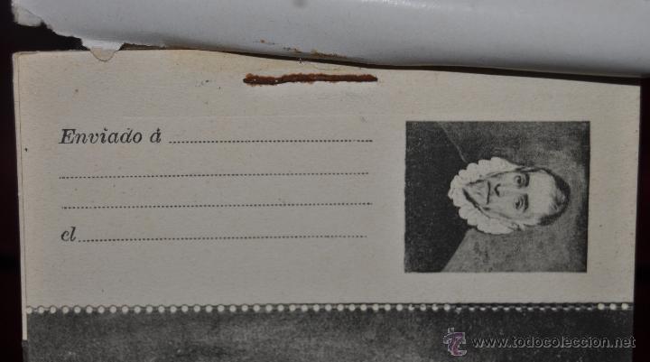 Postales: ALBUM DE ANTIGUAS POSTALES CUADROS DEL GRECO. MUSEO DEL PRADO. FOT. LACOSTE. 12 TARJETAS - Foto 14 - 41333302