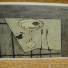 Postales: BERNARD BUFFET - NATURALEZA MUERTA. Lote 42015897