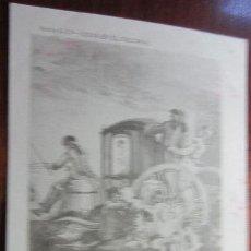 Postales: POSTAL PINTURA FOT LAURENT REVERSO SIN DIVIDIR. Lote 42171463