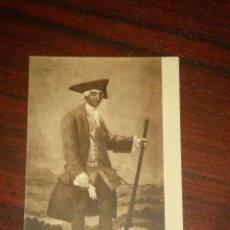 Postales: ANTIGUA POSTAL LL.Nº 243. GOYA.- RETRATO DE CARLOS III. MUSEO DEL PRADO. SIN CIRCULAR.. Lote 42248798