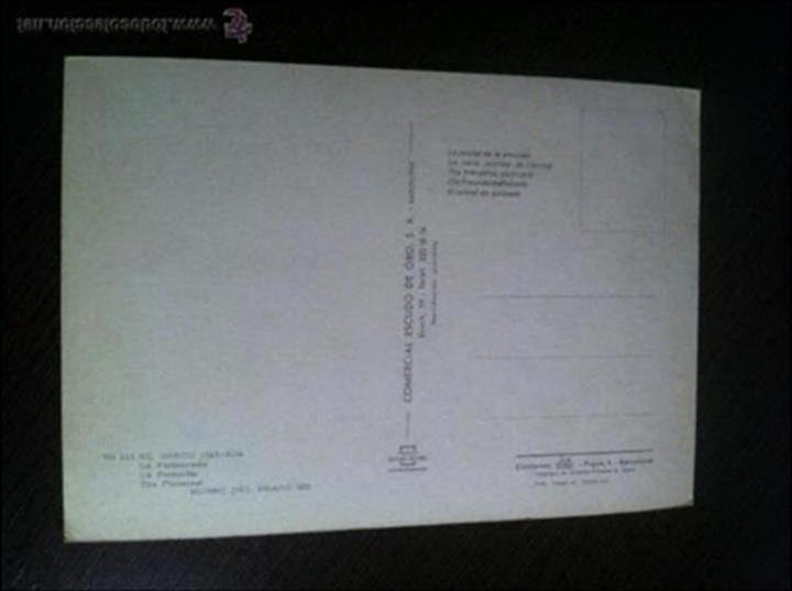 Postales: POSTAL EL GRECO Nº 111 LA PENTECOSTES. MUSEO DEL PRADO. COMECIAL ESCUDO DE ORO. BCC SIN CIRCULAR. - Foto 2 - 42534322