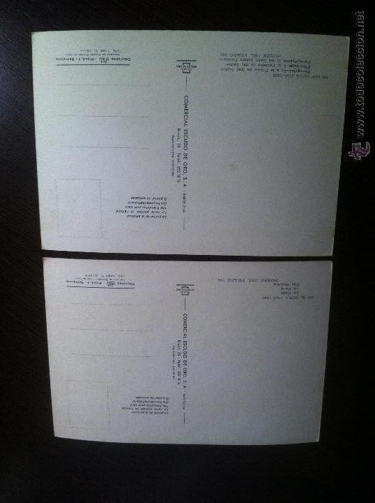 Postales: LOTE 2 POSTALES GOYA. Nº94 LABODA Y Nº 109 PEREGRINACIÓN A LA FUENTE DE SAN ISIDRO. MUSEO DEL PRADO. - Foto 2 - 42534386