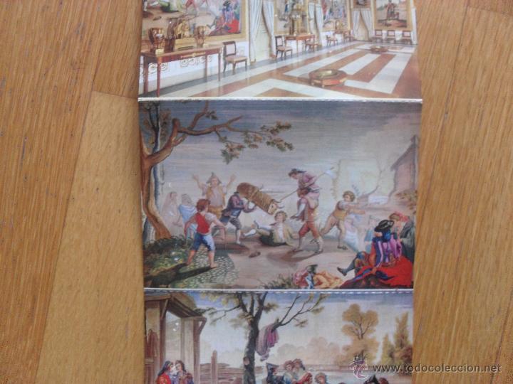 Postales: POSTALES ACORDEON PATRIMONIO NACIONAL EL ESCORIAL , 9 Postales - Foto 2 - 42814339