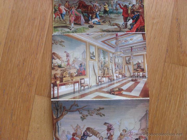 Postales: POSTALES ACORDEON PATRIMONIO NACIONAL EL ESCORIAL , 9 Postales - Foto 8 - 42814339