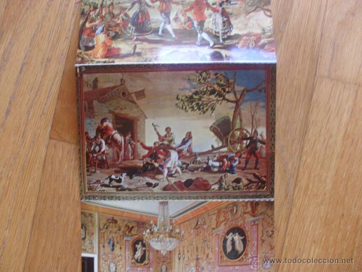Postales: POSTALES ACORDEON PATRIMONIO NACIONAL EL ESCORIAL , 9 Postales - Foto 9 - 42814339