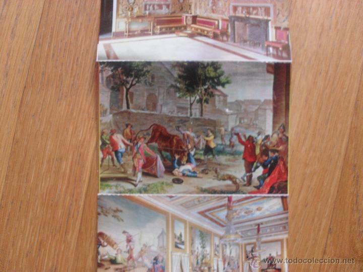 Postales: POSTALES ACORDEON PATRIMONIO NACIONAL EL ESCORIAL , 9 Postales - Foto 10 - 42814339