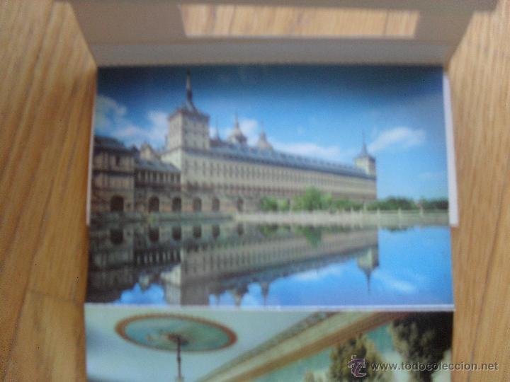 Postales: POSTALES ACORDEON PATRIMONIO NACIONAL EL ESCORIAL , 9 Postales - Foto 12 - 42814339