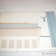 Postales: AU MATIN SUR LA PLAGE. ALDO ANDREOLO. 1983. Lote 43470080