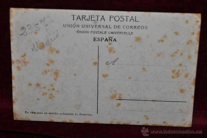 Postales: ANTIGUA FOTO POSTAL DEL PINTOR JAUME PAHISSA. PRINCIPIOS DEL SIGLO XX - Foto 2 - 43761947