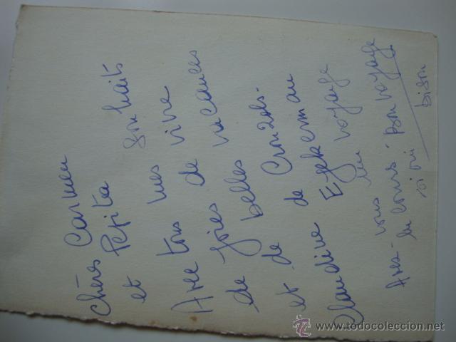 Postales: ANTIGUA ACUARELA FLOR TAMAÑO POSTAL ORIGINAL LOT100 - Foto 2 - 43812963