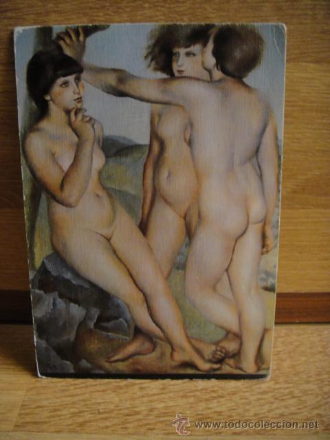 PRIMAVERA DE LA VIDA - JOSE DE TOGORES (Postales - Postales Temáticas - Arte)