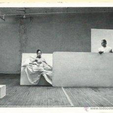 Postales: TARJETA POSTAL DEL MUSEO GUGGENHEIM DE NUEVA YORK DE 1994 SIN CIRCULAR. Lote 110144246