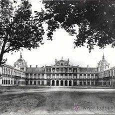 Postales: ARANJUEZ - Nº 23. PALACIO: FACHADA PRINCIPAL - HELOTIPIA ARTÍSTICA ESPAÑOLA - SIN CIRCULAR - 1959. Lote 44301937