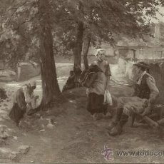 Postales: POSTAL ANTIGUA - CIRCULADA - 1912. Lote 44417764
