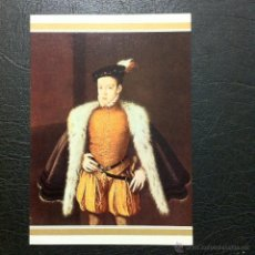 Postales: POSTAL Nº 230 - SANCHEZ COELLO - MUSEO DEL PRADO - POSTALES ESCUDO DE ORO.. Lote 45185838