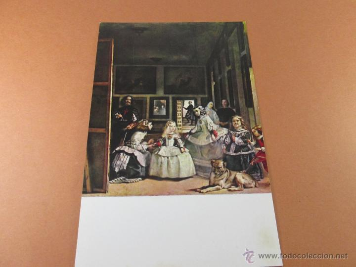 Postales: Aª POSTAL-LAS MENINAS-MUSEO DEL PRADO-1959-SIN CIRCULAR-ED.OFFO-SIN CIRCULAR-VER FOTOS. - Foto 6 - 45757034
