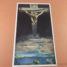 Postales: Aª POSTAL-SALVADOR DALÍ-CRISTO-SCOTLAND-VER FOTOS.. Lote 45760577