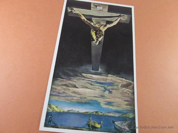 Postales: Aª POSTAL-SALVADOR DALÍ-CRISTO-SCOTLAND-VER FOTOS. - Foto 4 - 45760577